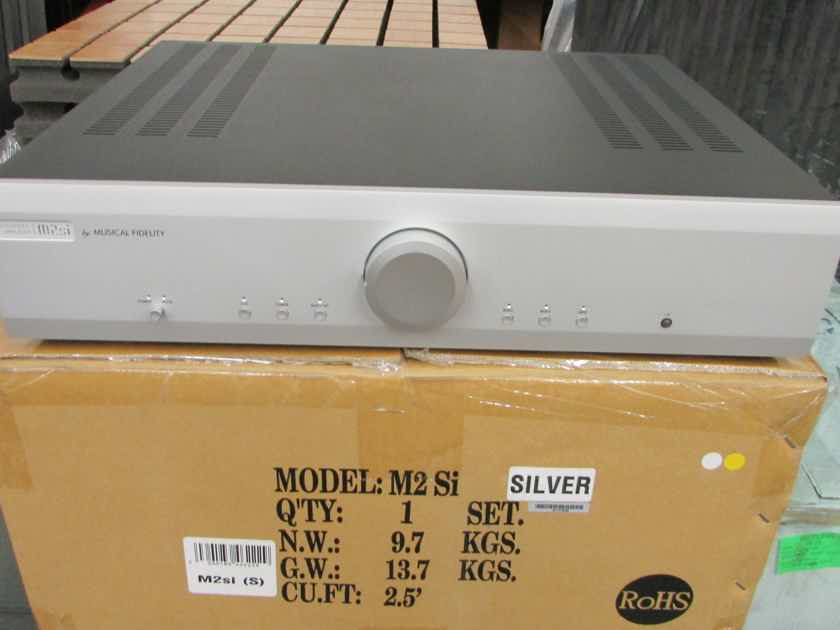 Musical Fidelity M2si Silver