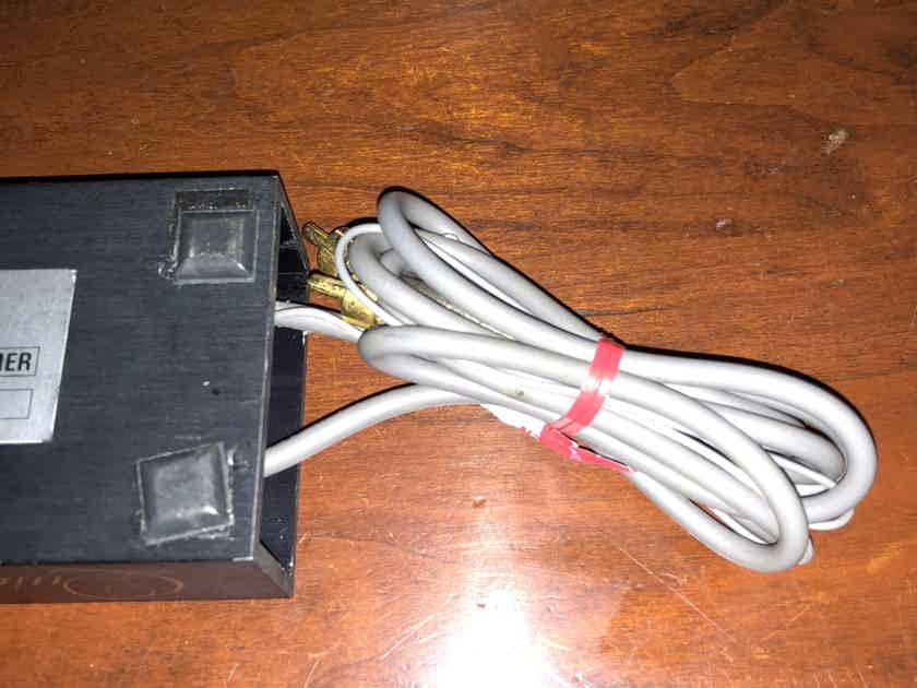 Quicksilver Audio M.C. Transformer Quicksilver Audio MC Transformer  L@@K