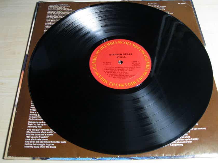 Stephen Stills - Stills 1975 EX Vinyl LP Columbia Records PC 33575