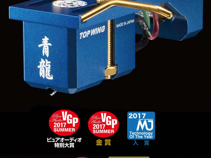 Top Wing Seiryu Now Selling in North America