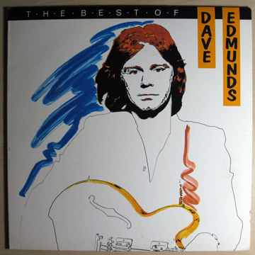 Dave Edmunds -  The Best Of  - Europdisk Pressed STERLI...