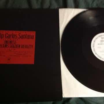 Devadip Carlos Santana - Oneness Promo 12 Inch Vinyl  E...