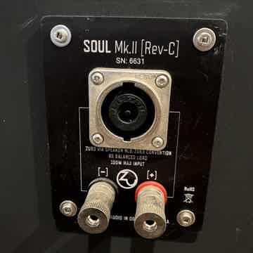 Zu Audio Soul MKII