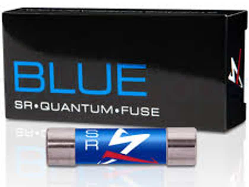 Synergistic Research BLUE Quantum Fuses (small)