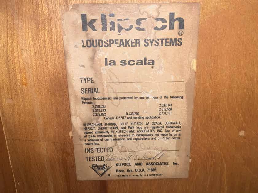 Klipsch La Scala