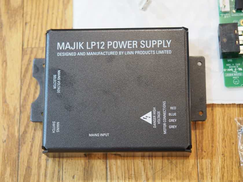 Linn LP-12 Majik Power Supply Includes Motor and Power Switch  PRICE REDUCED