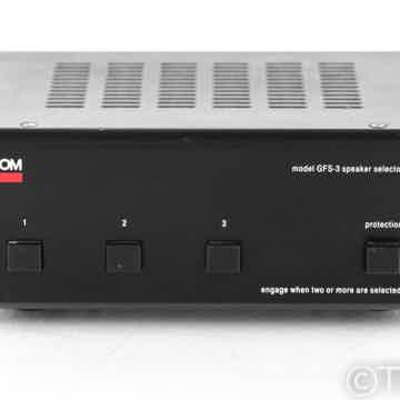 GFS-3 Speaker Selector w/ Amplifier Protection