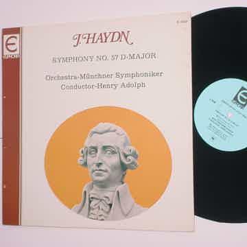 Joseph Haydn Symphony no57 d-mjor