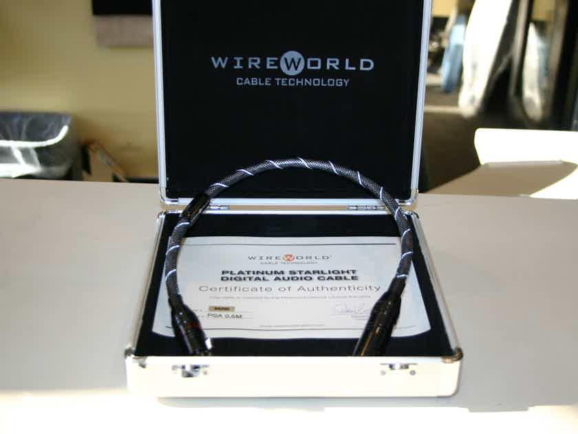 Wireworld Platinum Starlight 6