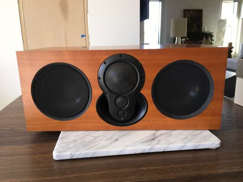 Linn Akurate 225 Speaker system in Bi Wire mode with original jumpers included