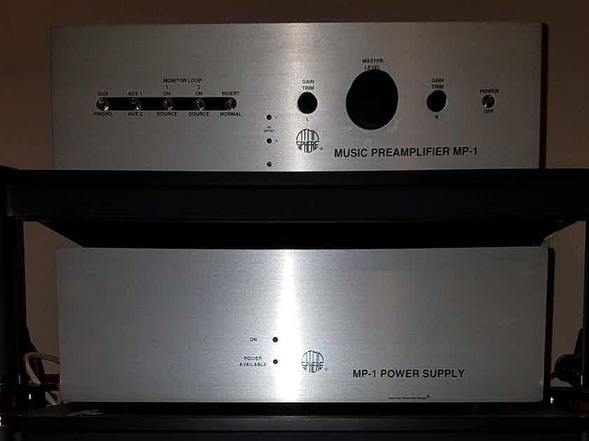 Atma-Sphere MP 1 MK. 3.3 tube pre-amplifer