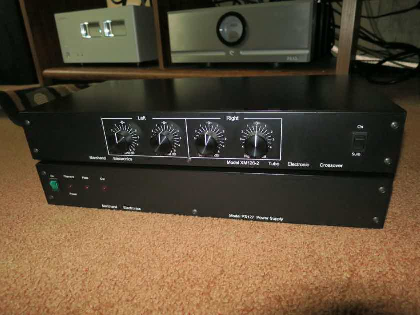 Marchand Electronics MX126-2/PS127 TUBE CROSSOVER REDUCED