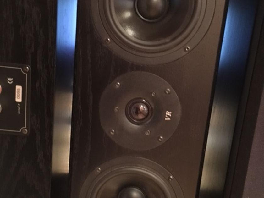 Von Schweikert Audio LCR-15 Baby VR-2's