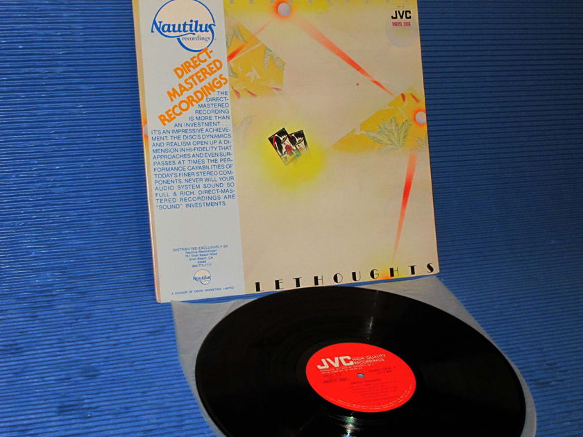 """GENTLE THOUGHTS / Lee Ritenour  - """"S/T"""" -   JVC Direct to Disk 1977 Import"""