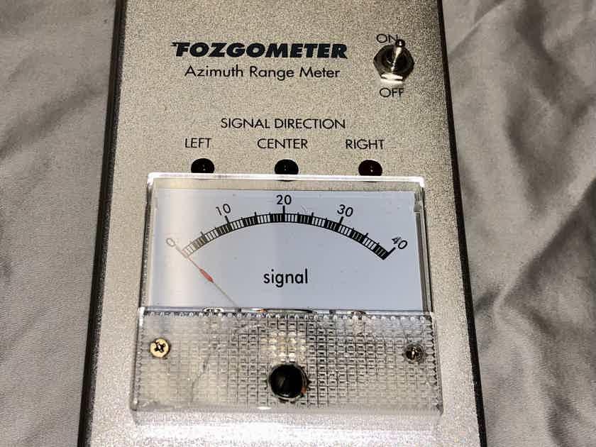 Fosgate Fozgometer Azimuth Range Meter