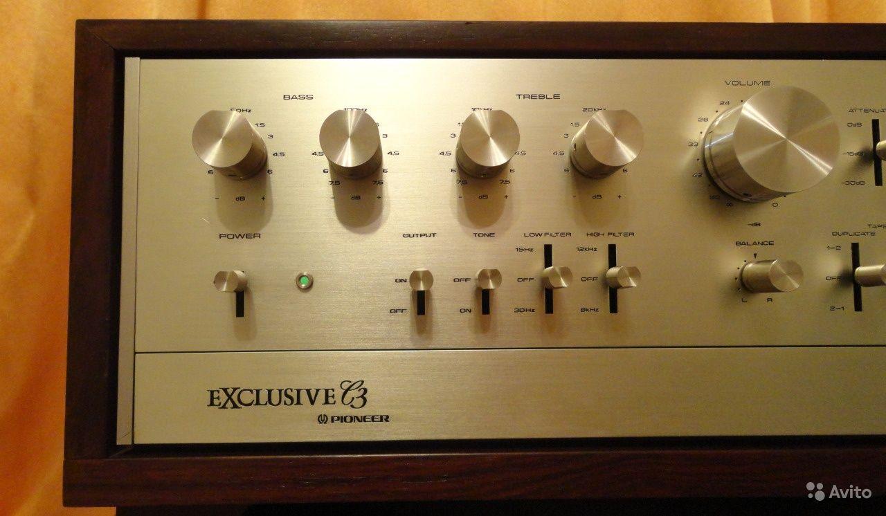 Pioneer Exclusive M4 + C3