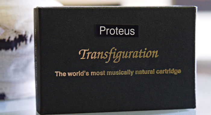 Transfiguration Audio