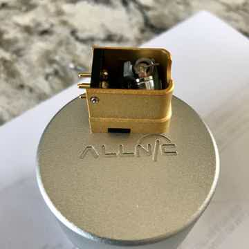 Allnic Audio The Amber Cartridge