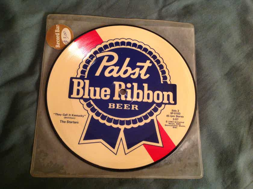 University Of Kentucky Pabst Blue Ribbon  Tonight It's Gonna Be Kentucky