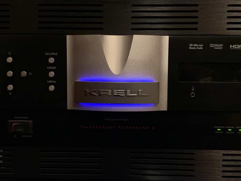 Krell Foundation 4k
