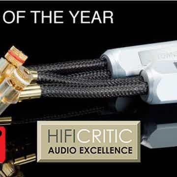 F1 Fractal Reference Speaker cable