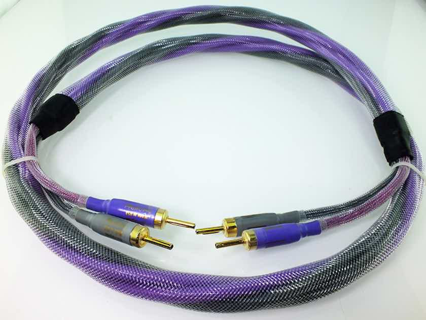 XLO Signature 3 Speaker Cable (BAN): Full Warranty; 60% Off