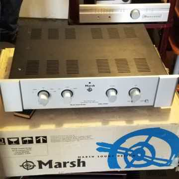 Marsh Sound Design P-2000t