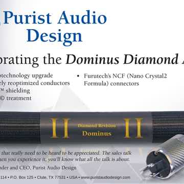 Dominus Diamond image plus specifications