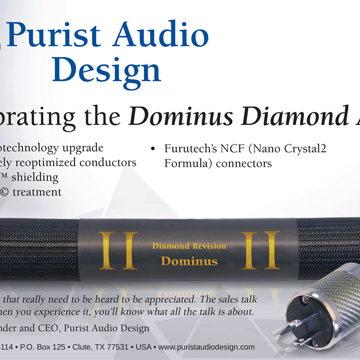 Dominus Diamond image plus specifications