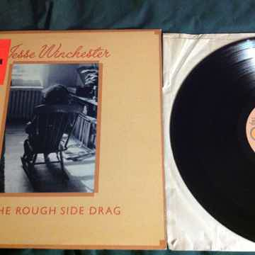 Jesse Winchester - Let The Rough Side Drag Bearsville R...