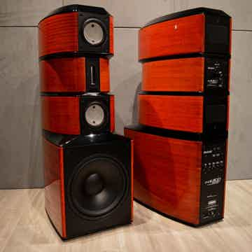 Evolution Acoustics MM2  - True Full Range Loudspeakers
