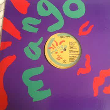 Identity  Fele(Crack) Mango Records 12 Inch