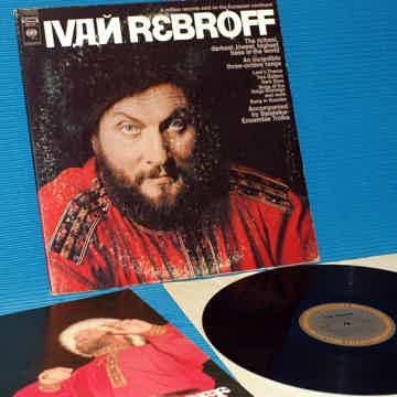 """IVAN REBROFF - """"Ivan Rebroff"""" - Columbia Masterworks 1s..."""