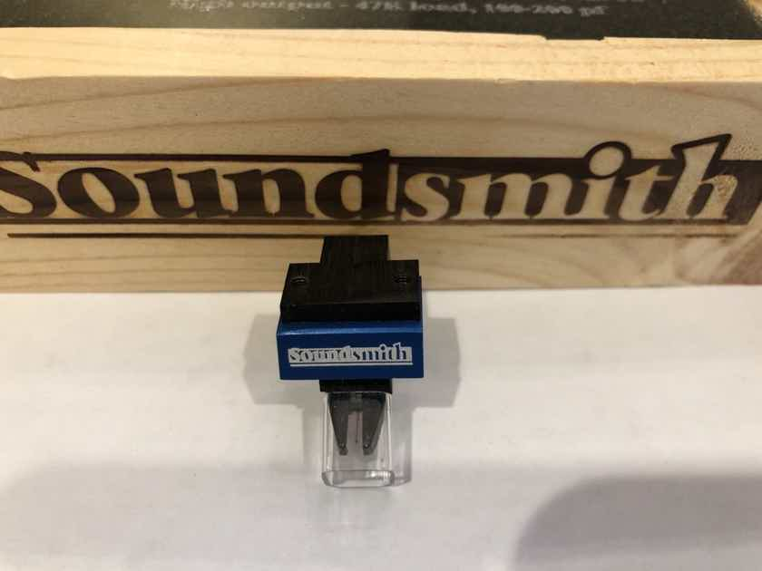 SOUNDSMITH AIDA Ruby-cantilever/Class-A-rated Phono Cartridge