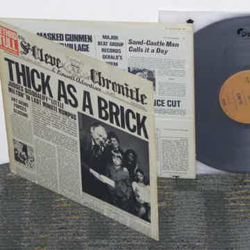 "Thick As A Brick ""Newspaper"" 25% off"