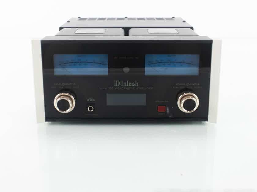 McIntosh MHA100 Headphone / Integrated Amplifier; DAC; Remote (18726)