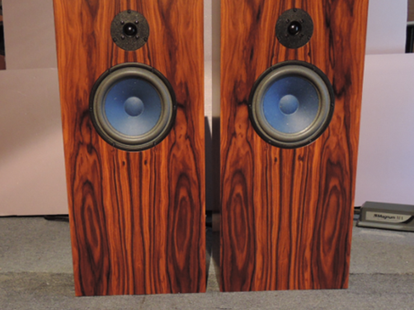 Audio Note (UK) AN-E/SPe HE Rosewood Speakers