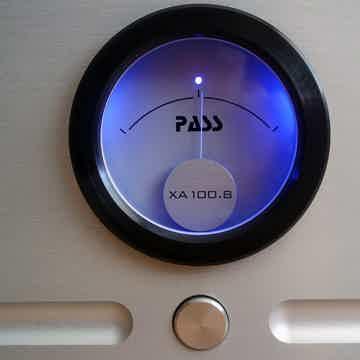 Pass Labs XA 100.8 Class-A mono-blocks