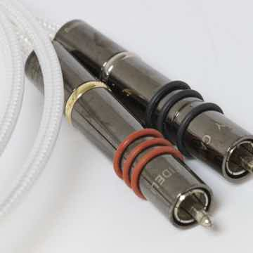 High Fidelity Cables CT-1 RCA interconnects, 1m, 60% off