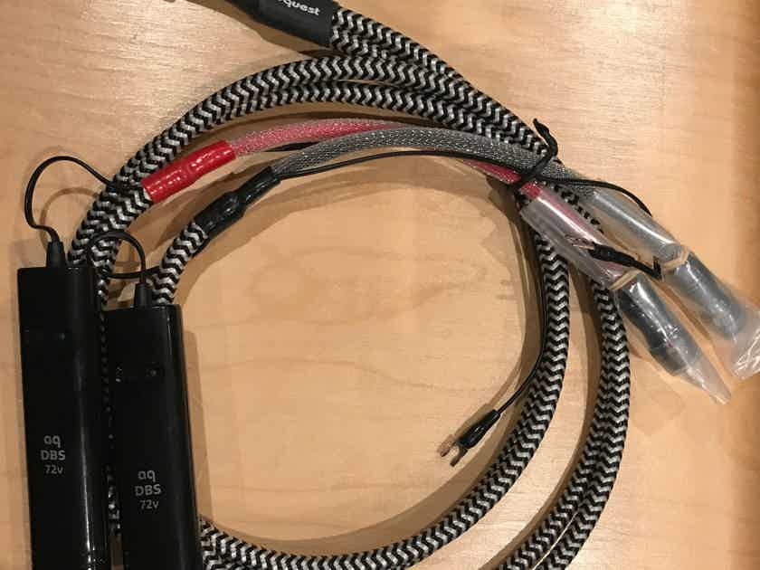 AudioQuest Leopard Phono Cable 1.4 Meter - NEW