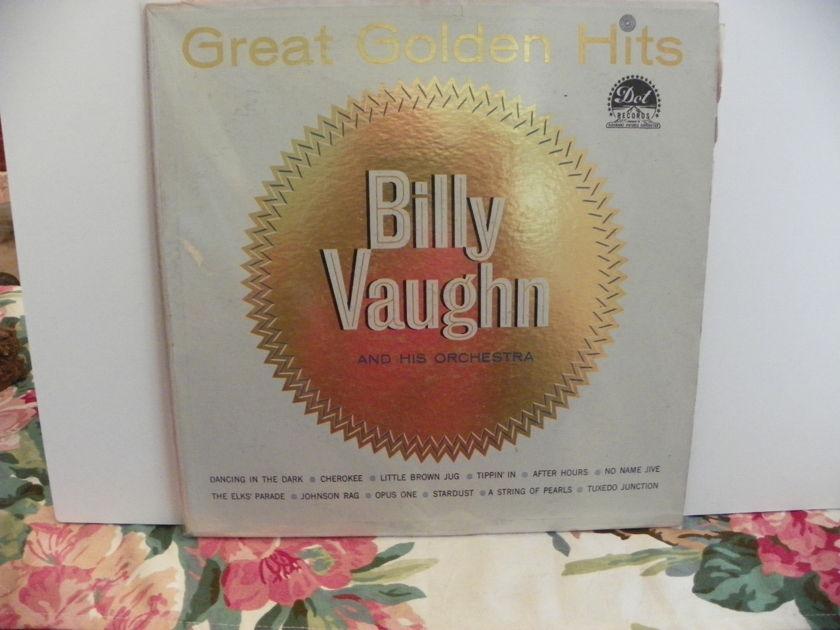 BILLY VAUGHN - GREAT GOLDEN HITS Rare Mono