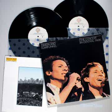 Simon and Garfunkel - Concert in Central Park 2 180 gram LPs