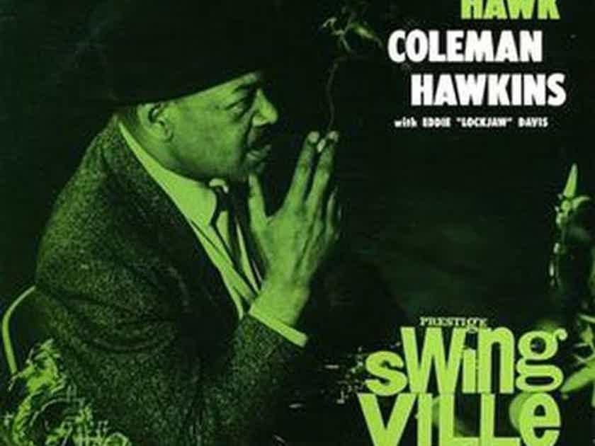 Coleman Hawkins - Night Hawk - Prestige Swing Ville Label:Original Jazz Classics