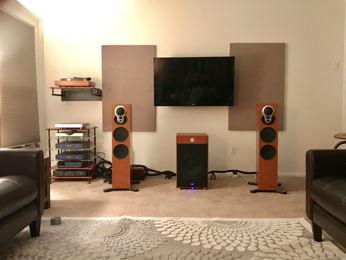 Vinyl dominant System