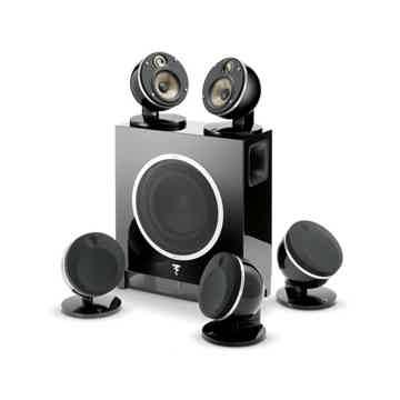 Dome Flax Pack 5.1 Surround Sound Speaker Set
