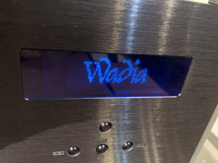Wadia 581i se CD player USB Dac w/Remote Original box, new laser.
