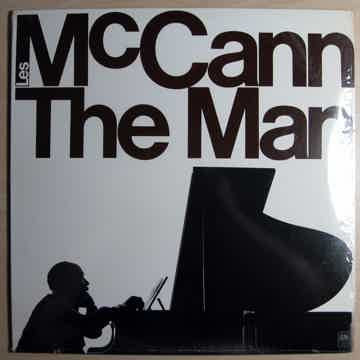 Les McCann - The Man - 1978 A&M Records – SP 4718