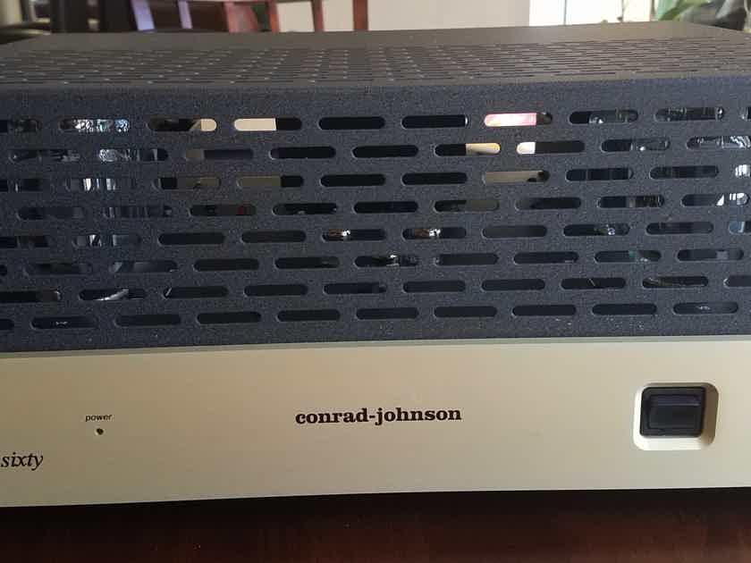 Conrad Johnson Classic 60SE with $500 in Upgrades!