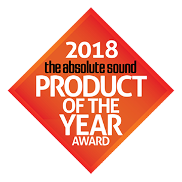 The Absolute Sound 2018 Product of the Year Award