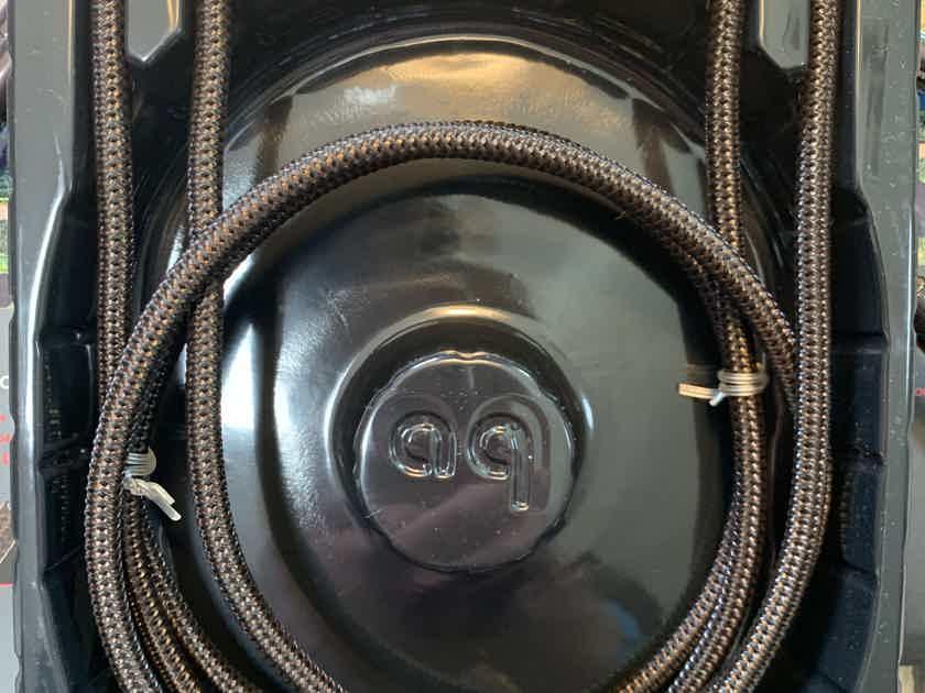 AudioQuest MacKenzie 1M RCA (1 pair left)